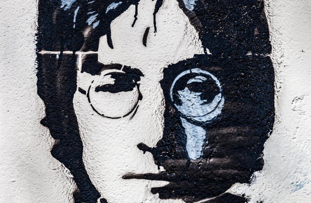 John Lennoni 17 tsitaati elust ja armastusest