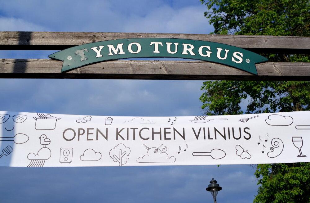 Vilnius naudib seda suve eriti!