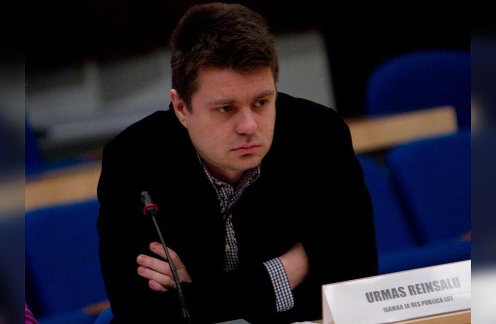 IRLi parlamendifraktsiooni esimeheks valiti Urmas Reinsalu
