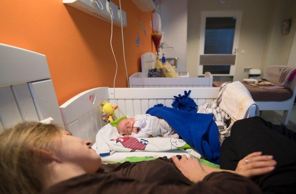 Больничная касса урезала средства на нахождение родителей в больнице вместе с ребенком