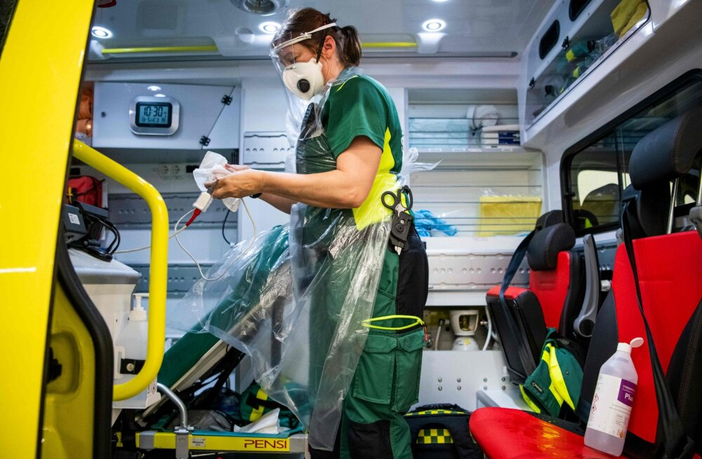 Rootsis tuli ööpäevaga juurde pea pool tuhat, Soomes üle poolesaja COVID-19-sse haigestunu