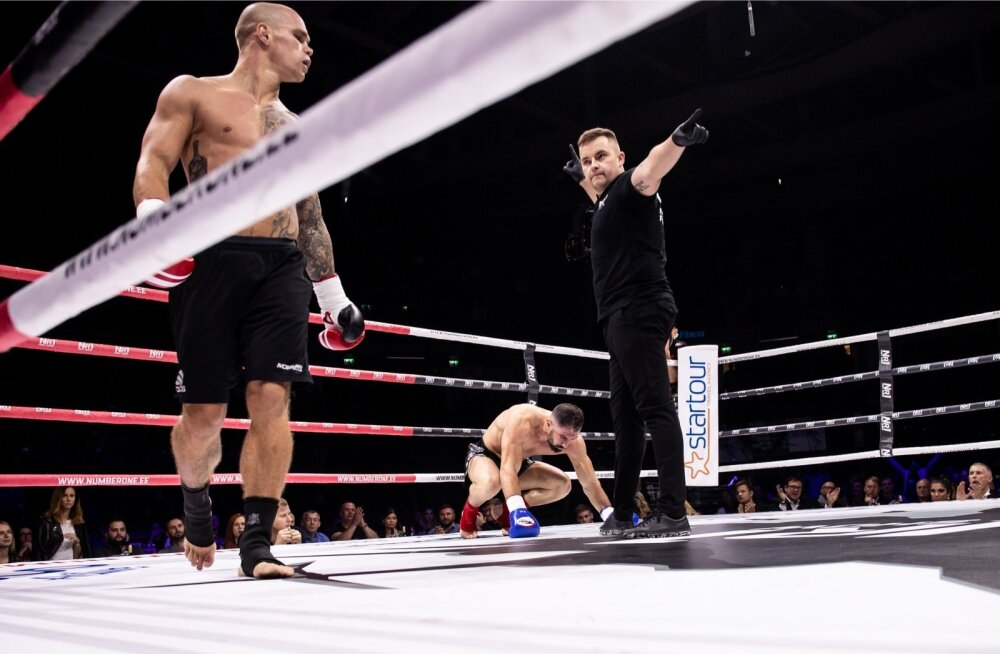 Number One Fight Show 22.09.2018