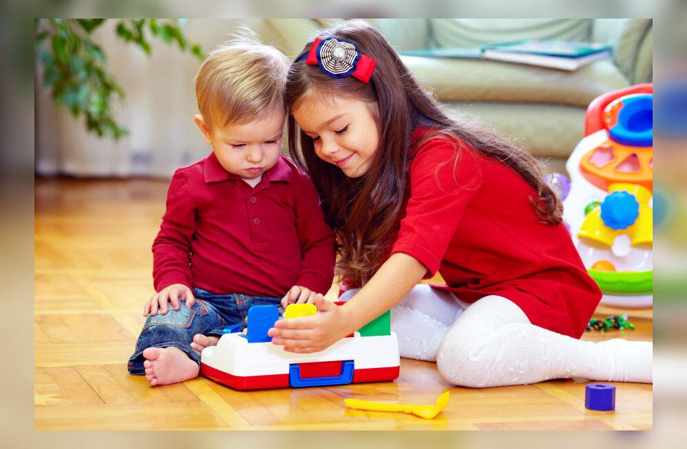 Почему старшие дети лучше младших: научные доказательства