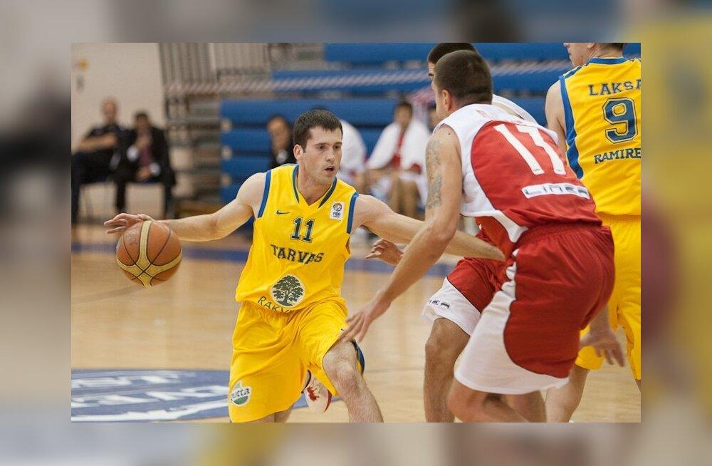 Reimo Tamm on Eurobasketi nädala mängija
