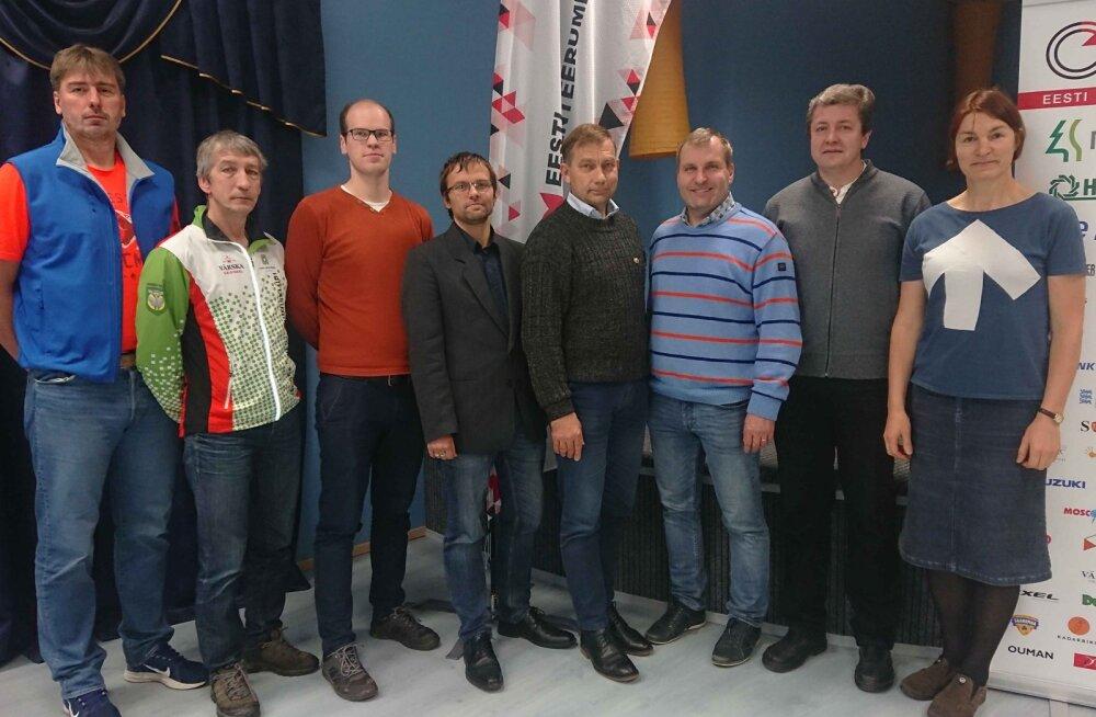 Eesti orienteerumisliit sai uue juhi
