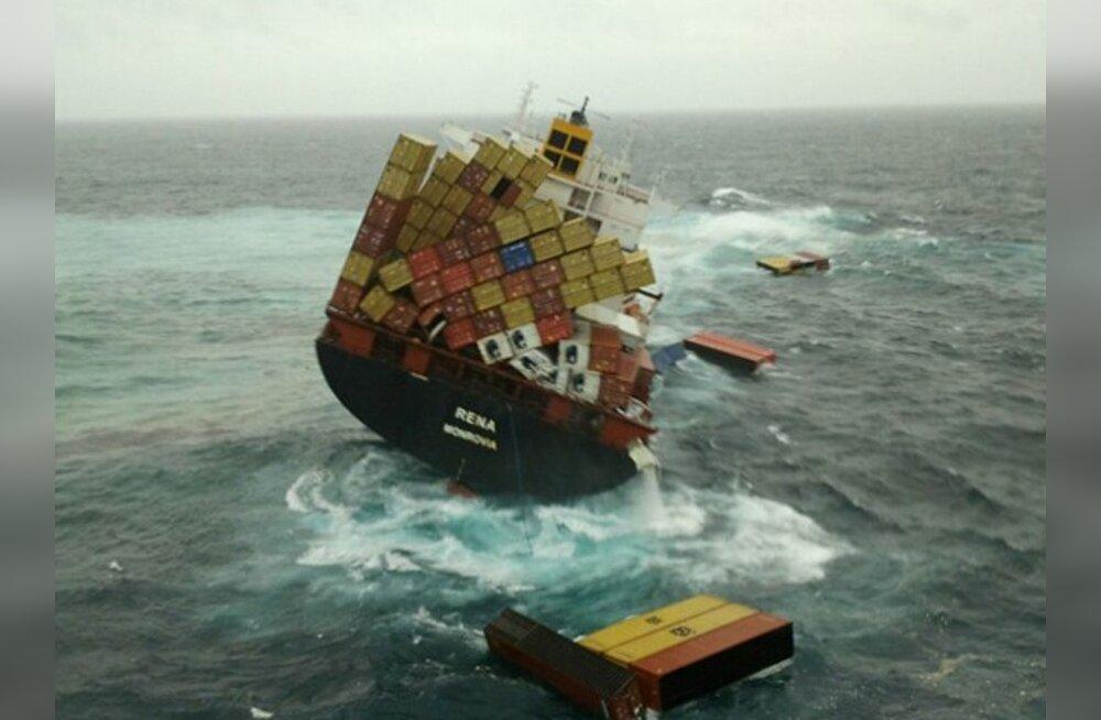 Uus-Meremaa rannikul karile sõitnud laeva kaptenile esitati süüdistus