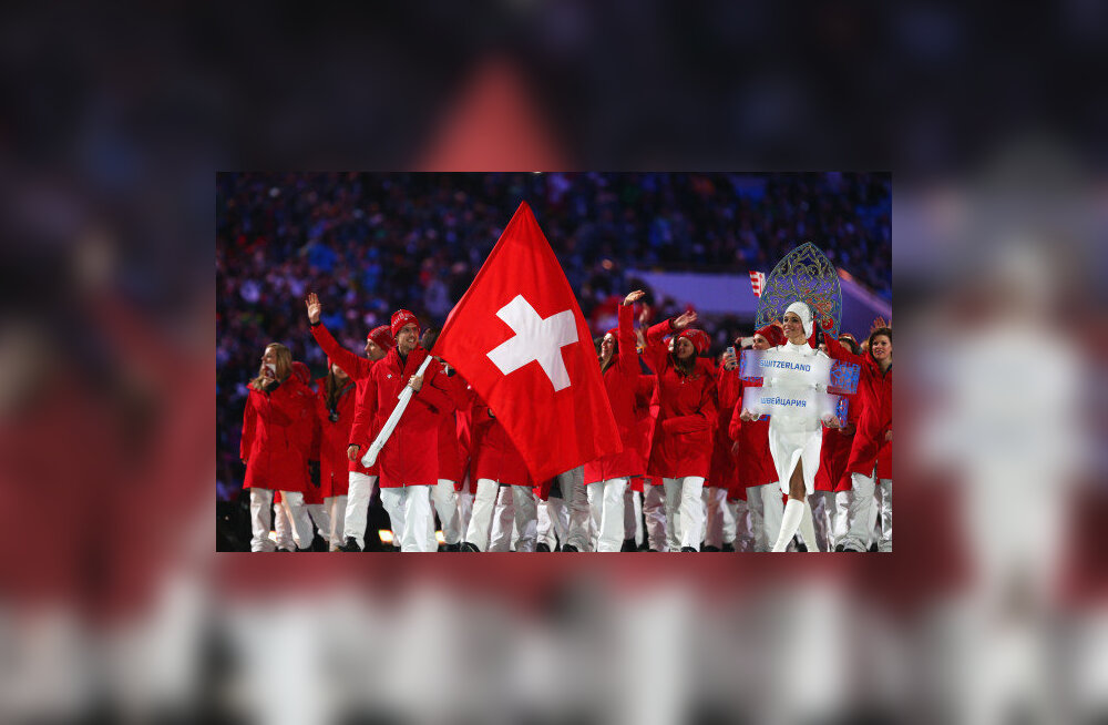 VIDEO   Kas uus sotsiaalmeediahullus? Šveitsi olümpialane sõidab eskalaatorilt üles pöörasel viisil
