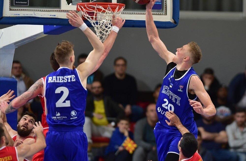 Põhja-Makedoonia - Eesti