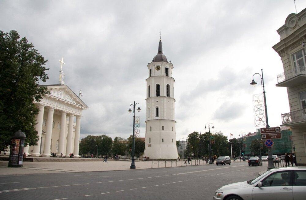 Leedu pealinnast saab sel kevadel justkui suur välikohvik