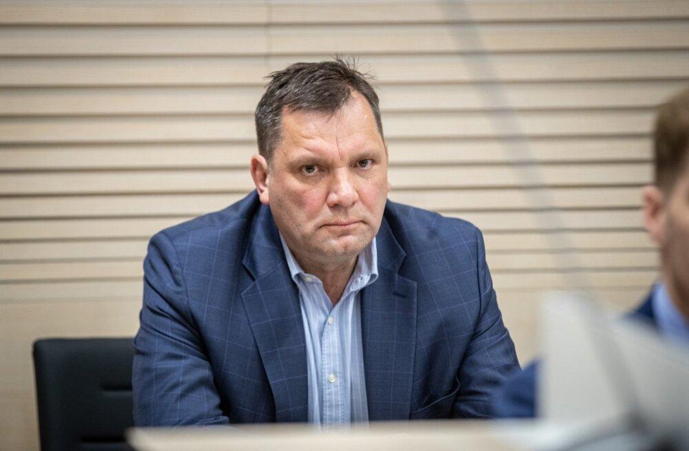 Tallinna Sadam kaotas lõplikult hüvitisevaidluse Allan Kiiliga, riigifirma peab tasuma kokku 35 000 eurot
