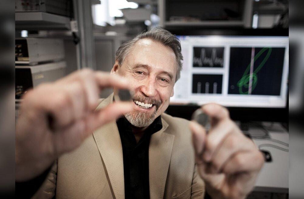 2011. aasta Euroopa leiutaja auhinna nominendiks on TTÜ professor Mart Min