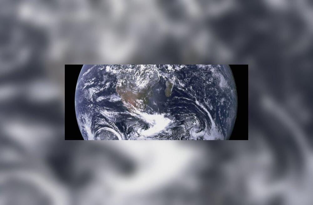 Miks tekkis Maal elu?