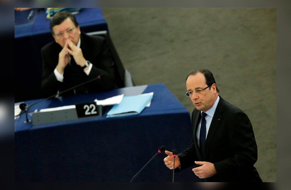 Hollande hoiatas kärbete eest EL-i eelarves majanduskasvu toetamise arvelt