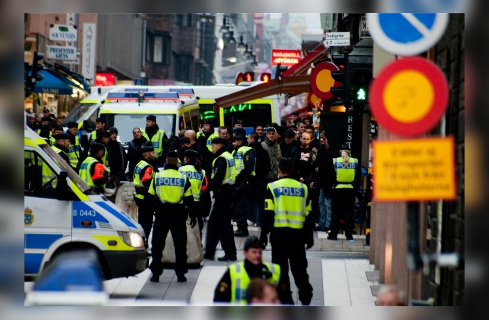 Stockholmi politsei