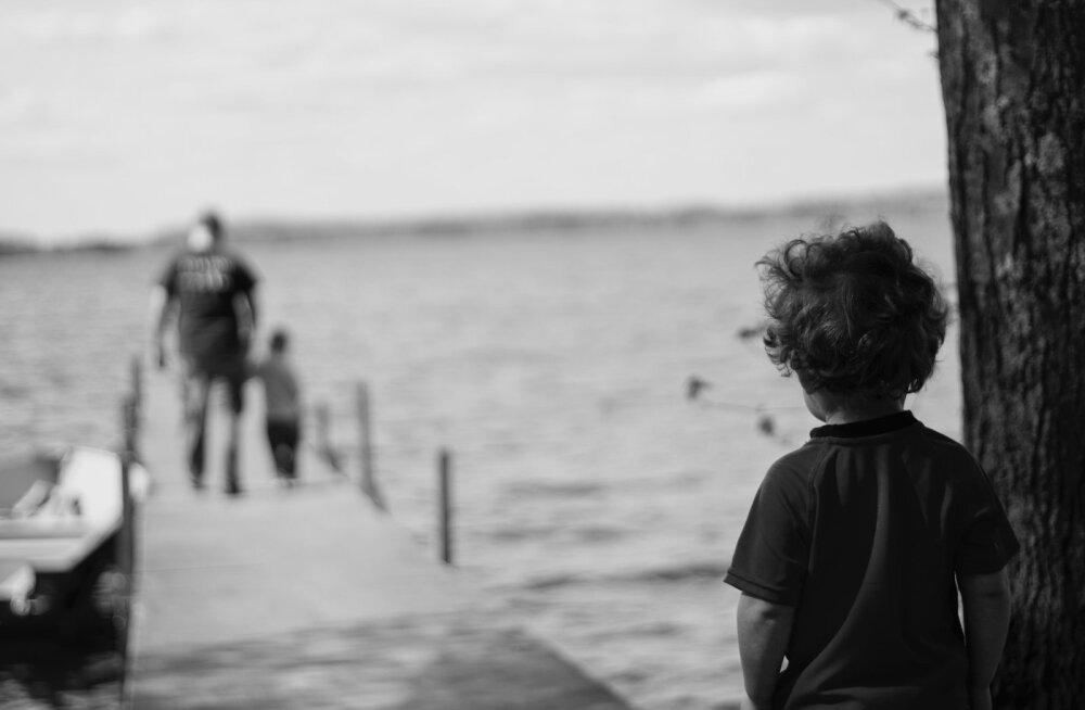Kui lapsevanem satub vangi, kannatab ka laps