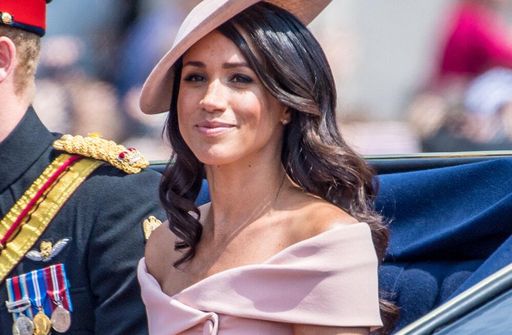 Kuidas tähistab hertsoginna Meghan oma esimest sünnipäeva Briti kuningliku pere liikmena?
