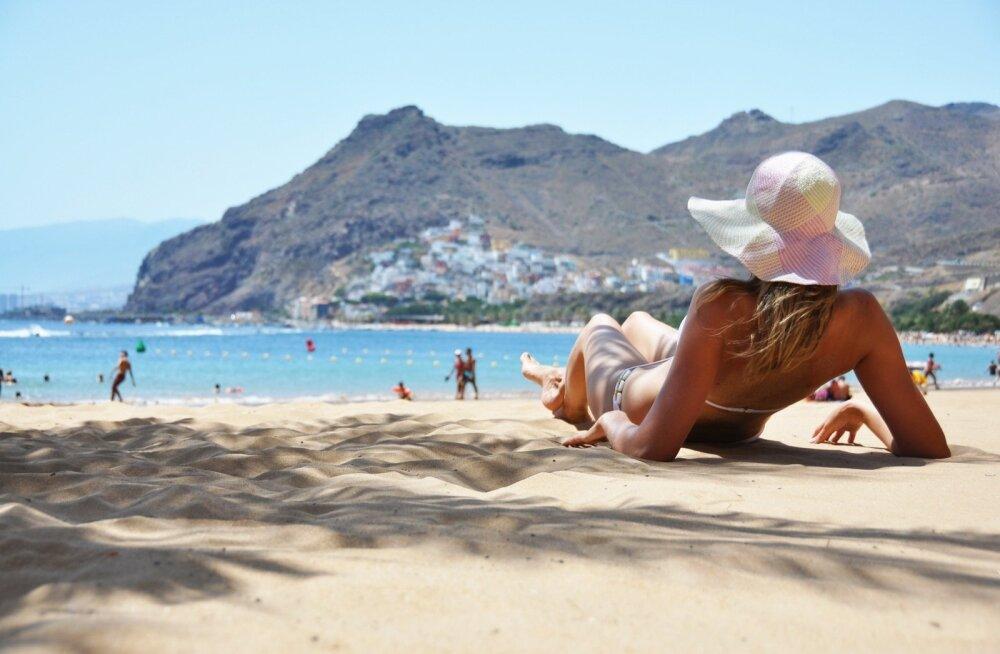 Kas haiguslehel olles võib reisida Kanaaridele tervist parandama?