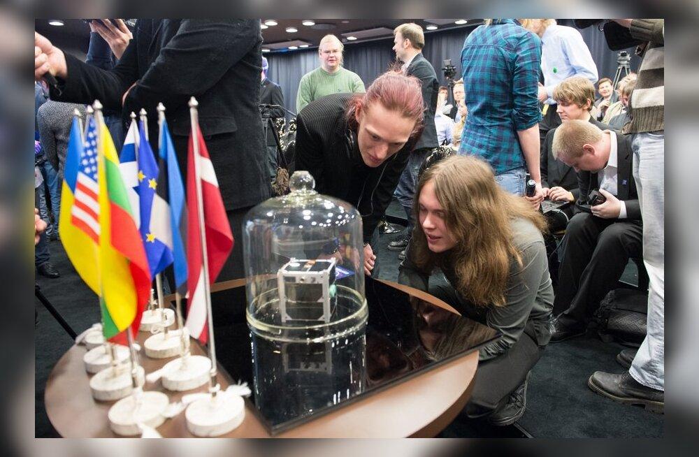 PRESSITEADE: Eesti kosmosesatelliit ESTCube-1 asub teele stardipaigale
