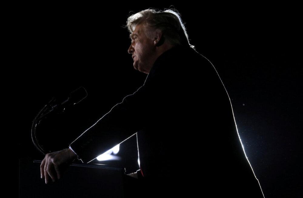Trumpilt oodatakse homme umbes sadat armuandmist ja karistuste leevendamist
