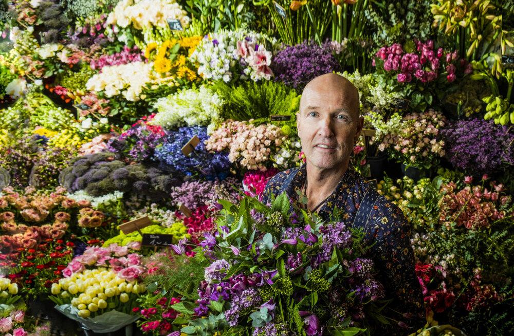 Lillemüüjad räägivad lilledest: neis peitub veetlev sensuaalsus. Lilledel on suguorganid!
