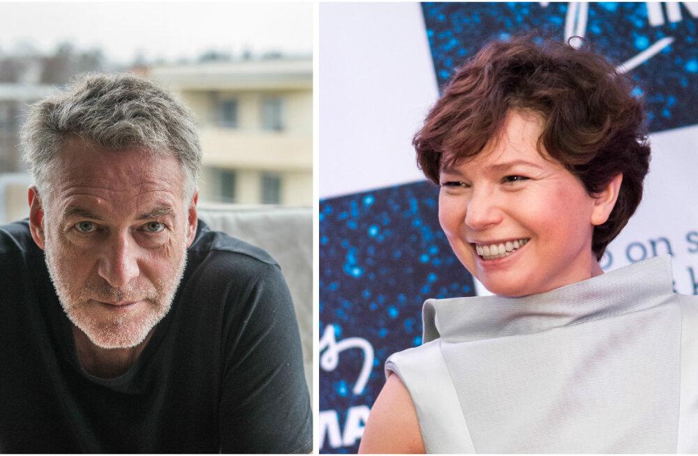 Татьяна Толстая и Артемий Троицкий открывают в Эстонии новую русскоязычную радиостанцию