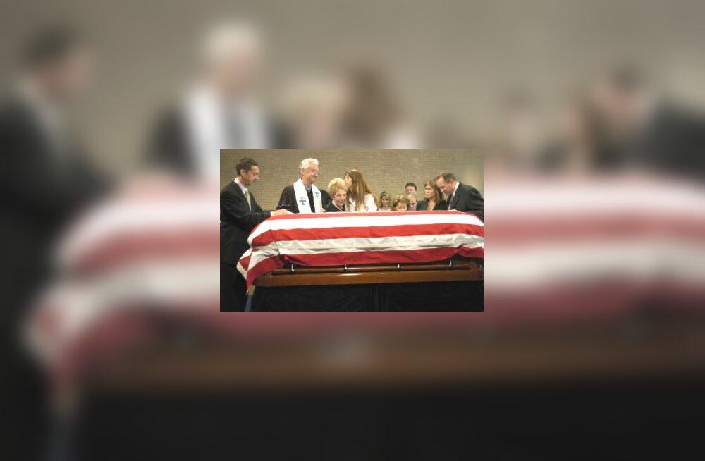 Hüvasti, Reagan