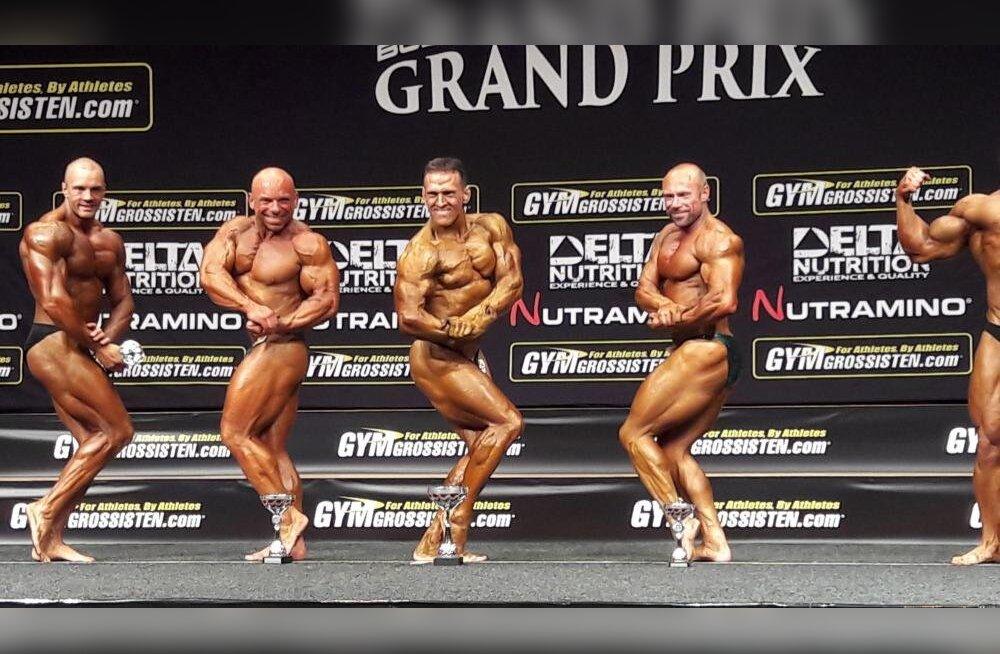 Ott Kiivikas võitis Rootsi Grand Prix`l esikoha