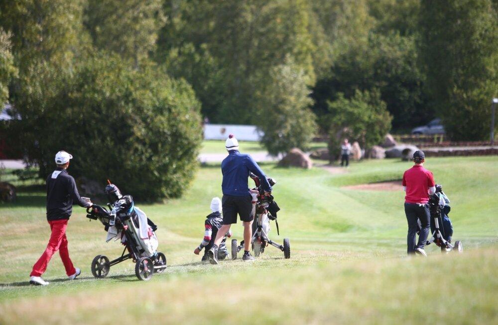 Jõelähtmel peetavad golfi meistrivõistlused