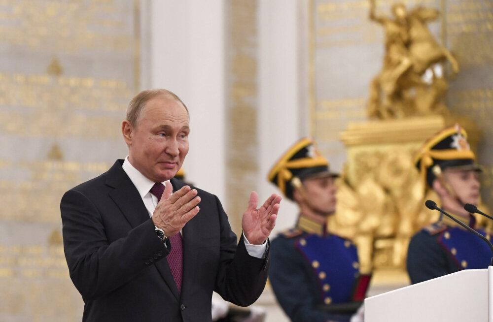 """Путин заявил о неизбежности восстановления отношений с Украиной, упомянув """"братские народы"""""""