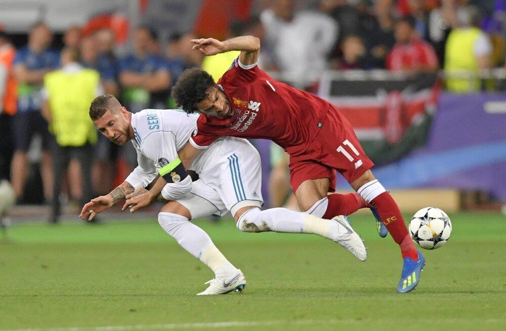 Itaalia koondise keskkaitsja: Mohamed Salahi vigastamine oli Sergio Ramose meistriteos