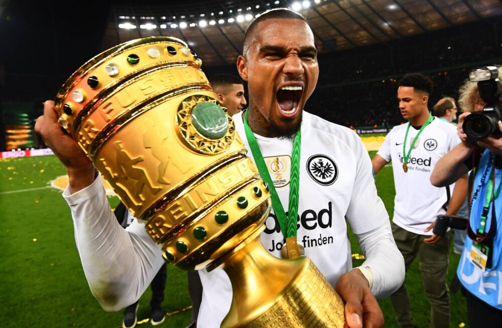 Flora eurovastane Frankfurt tahab kogenud Boatengi klubisse tagasi tuua