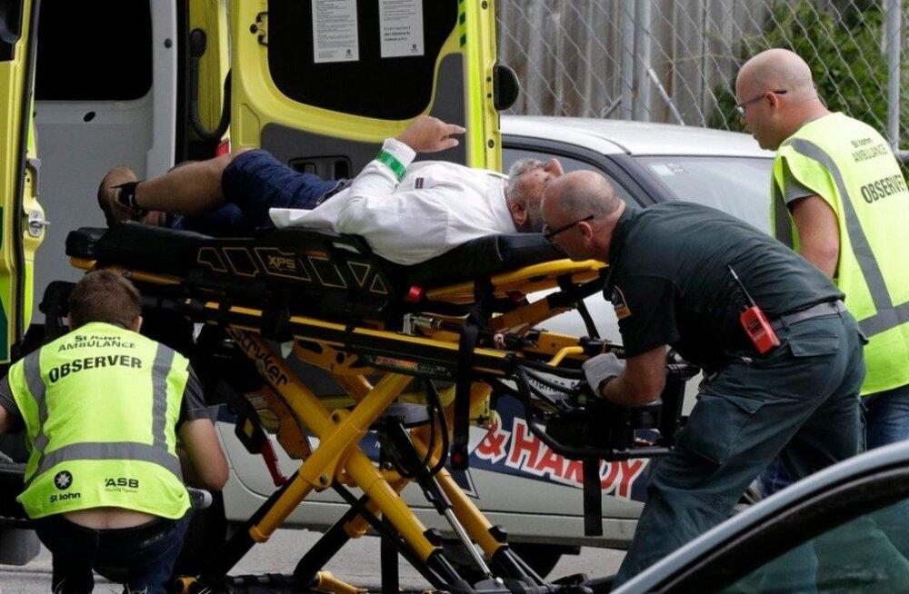 При стрельбе в мечетях в Новой Зеландии погибли 40 человек, десятки ранены
