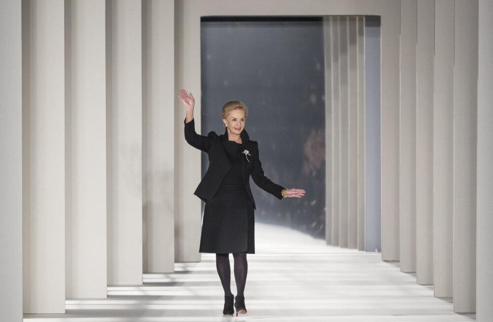 Tuntud moekunstnik Carolina Herrera avaldab, milliseid rõivaesemeid ei tohiks üle 40-aastased naised enam kanda