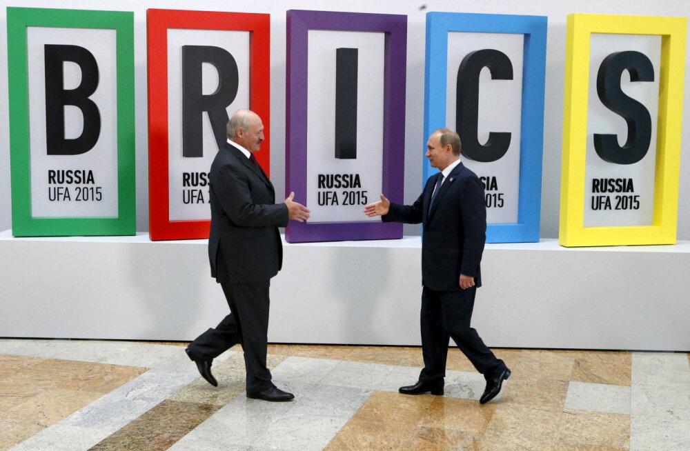 BRICS maade arengupanga juht elab rolli sisse