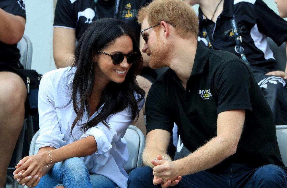 Meghan Markle ja prints Harry on uue kodu turvamise eriti korralikult käsile võtnud
