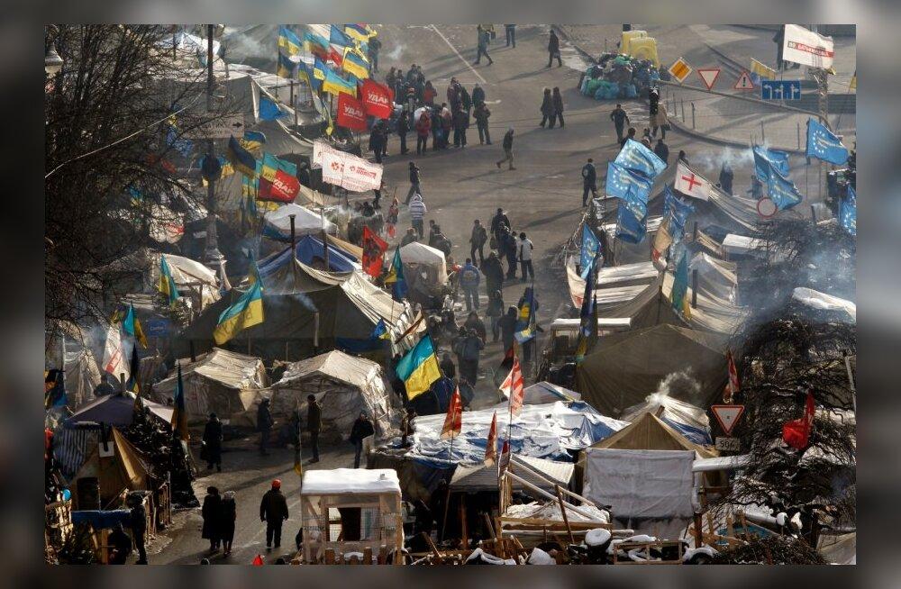 OTSEPILT: Ukraina rahvusliku vastupanu staap: opositsioon on valmis jätkama läbirääkimisi
