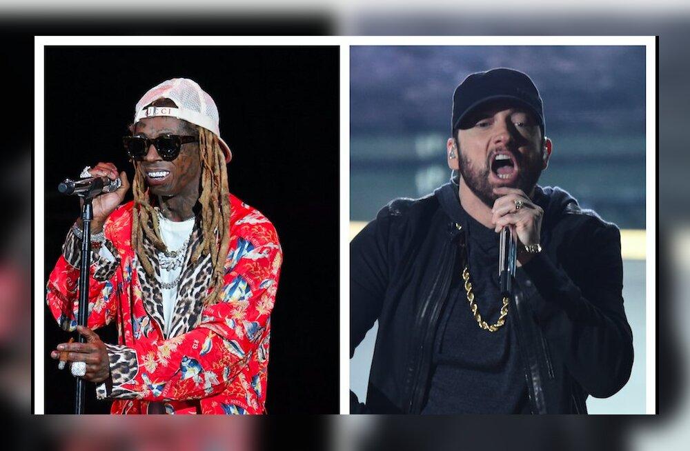 Lil' Wayne ja Eminem avalikustasid oma edu saladuse: see läheb natuke keeruliseks
