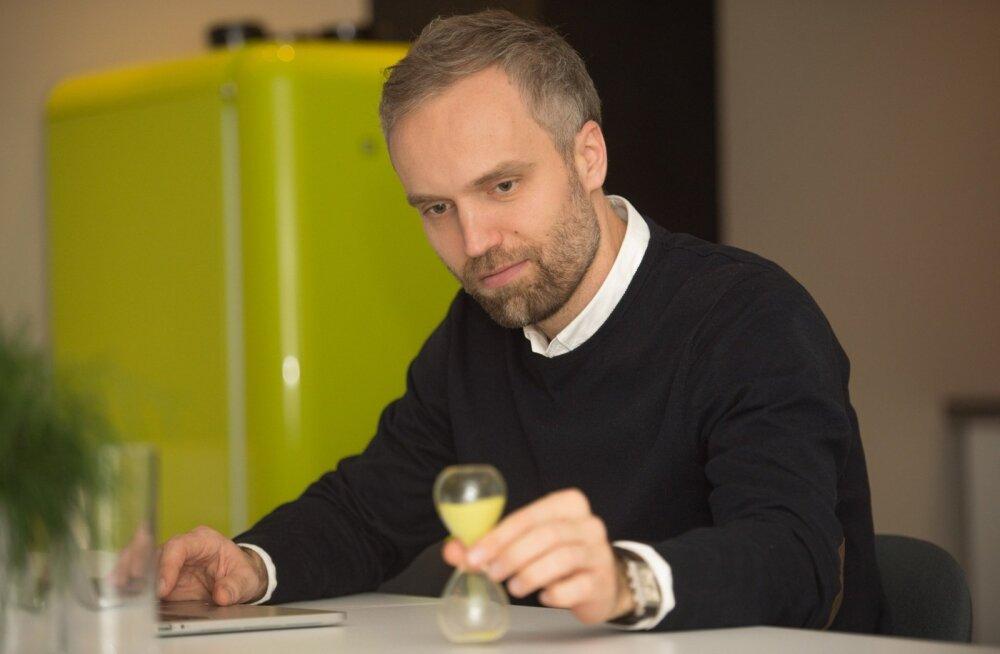 Fred Krieger on Scorot arendanud tasa ja targu.