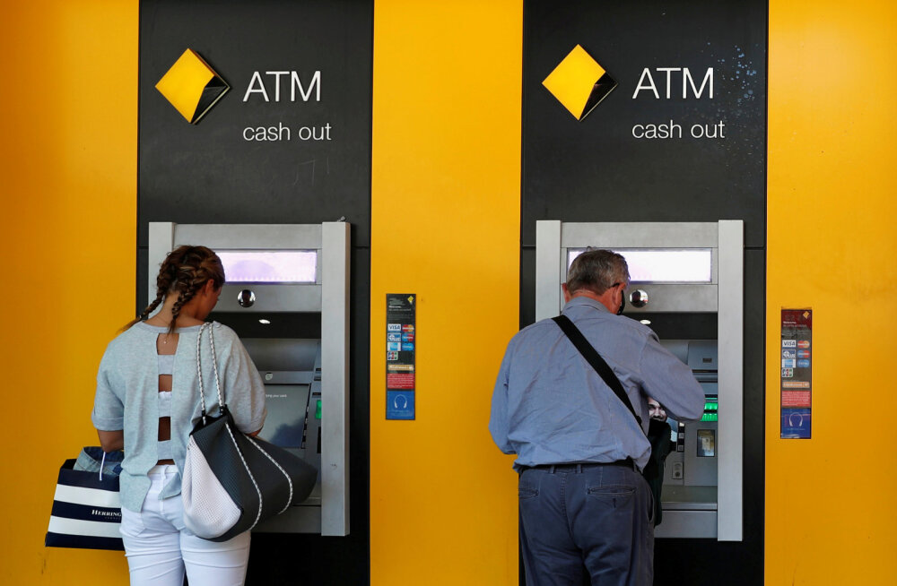 Austraalias esitati Eesti kodanikule süüdistus manipuleeritud pangaautomaatide abil 100 000 dollari varguses
