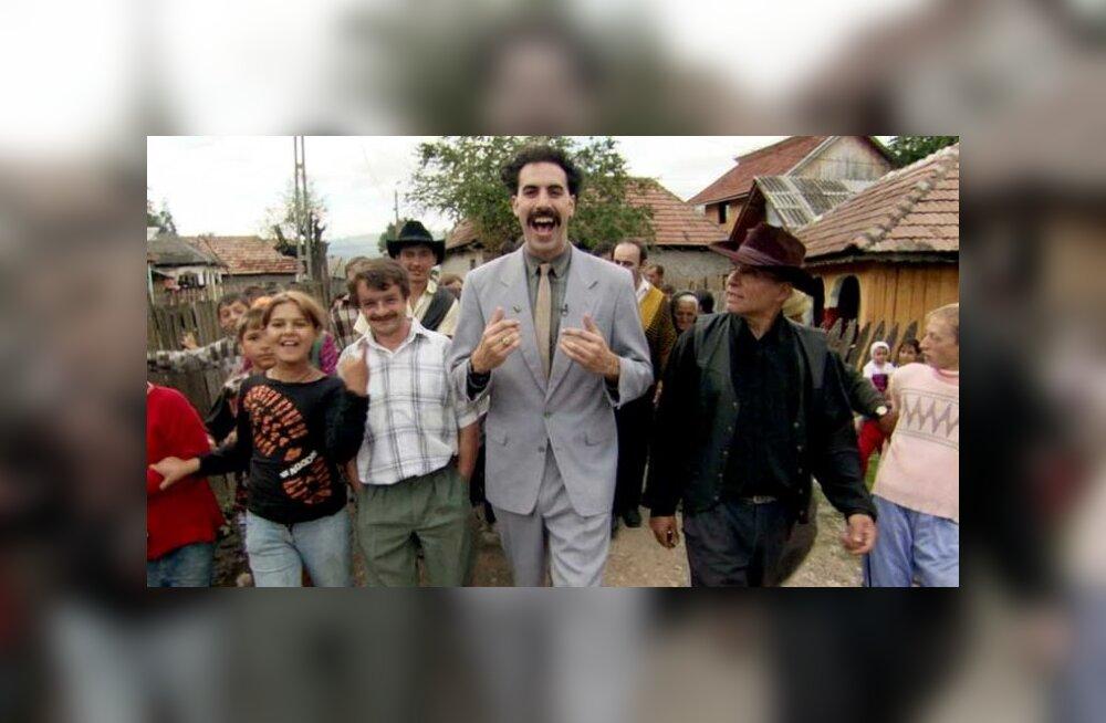 N film Borat