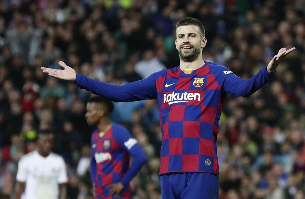 Barcelona täht kaotusest: mängisime esimesel poolajal kõige halvema Reali vastu, mis ma näinud olen