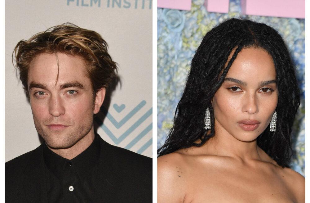 Põnevus laes! Batmaniks kehastuva Robert Pattinsoni kõrvale valiti eriti hurmav kassnaine