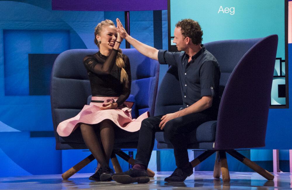 Tunnevad läbi ja lõhki: Kadri Voorand on täna tele-eetris endise kallimaga!