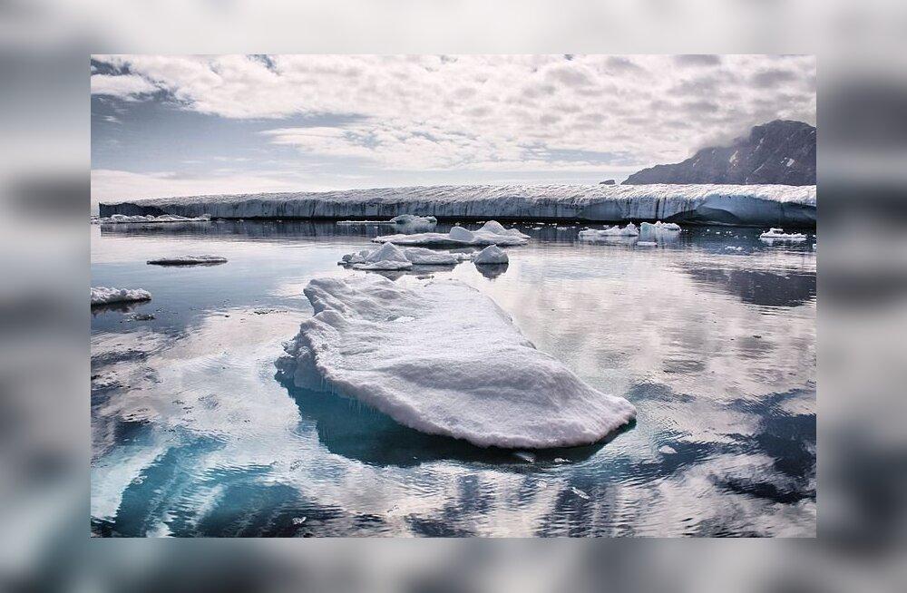 Gröönimaalt leiti jääaja meteoori jälgi
