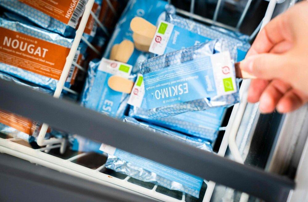 Taani jäätisetootja muudab ära Eskimo pulgajäätise nime