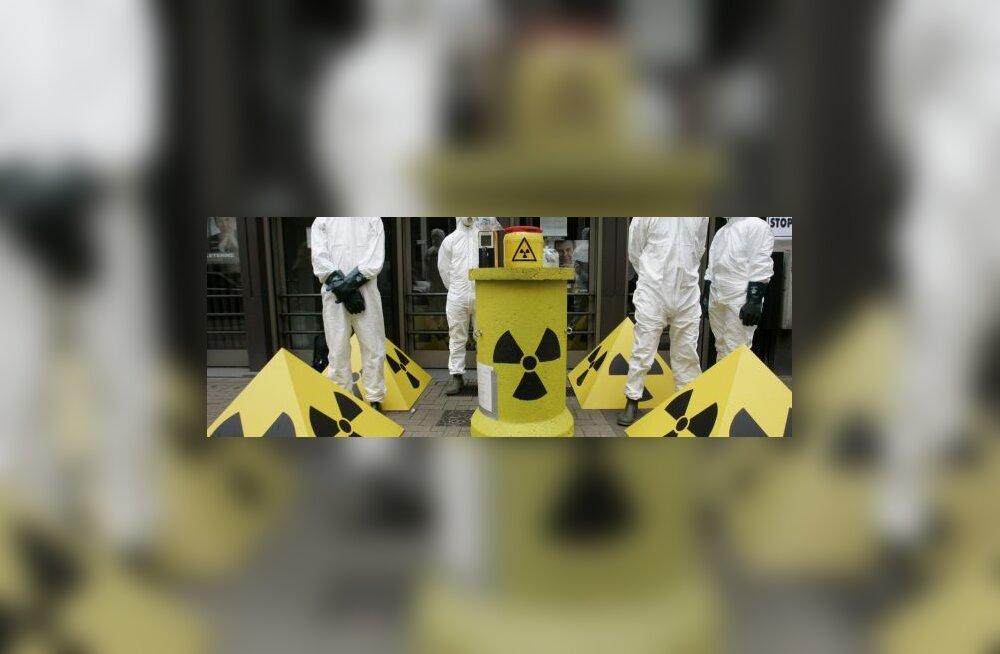 Itaalia maffia uputas merre radioaktiivseid jäätmeid