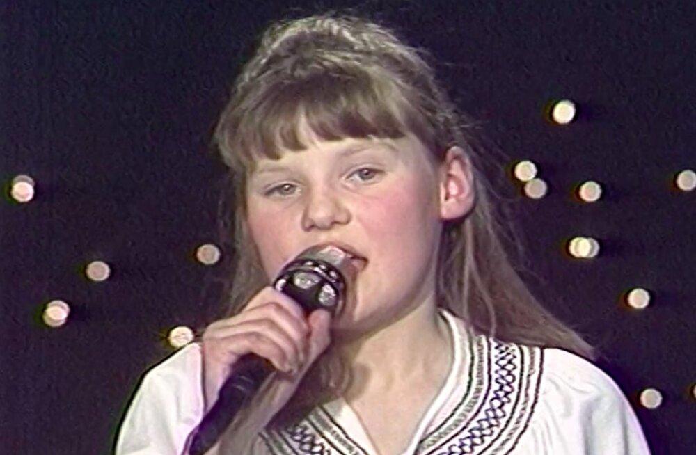 VIDEO | Tunned ära? Selle Eesti lauljanna esimene teleesinemine oli 11-aastaselt