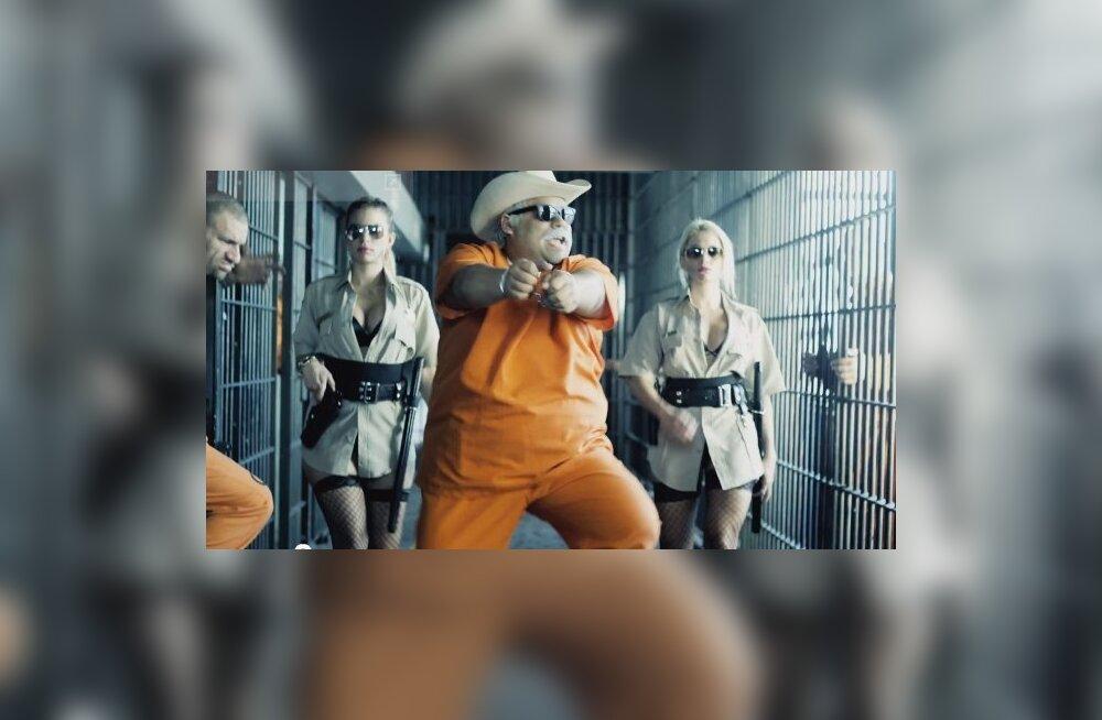 """VIDEO: """"Gangnam Style"""" pühendusega kriminaalidele"""
