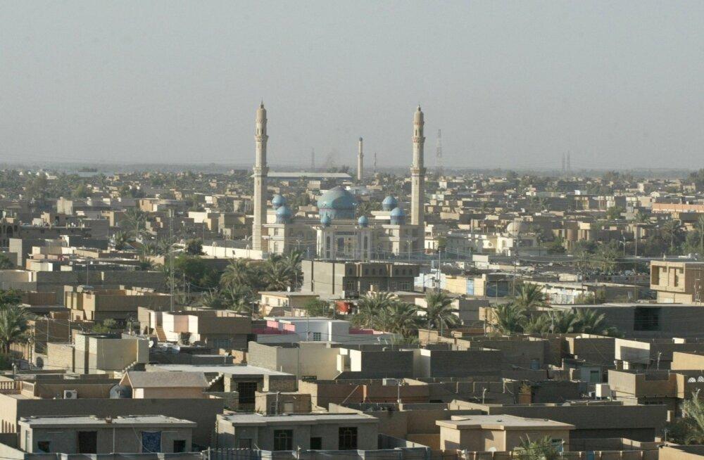 Iraagi peaminister teatas Falluja linna Islamiriigi käest vabastamise operatsiooni algusest