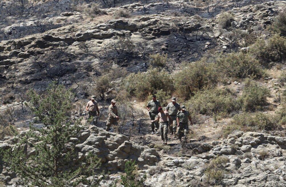 Российская ракета упала на Кипре. Она прилетела из Сирии